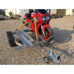 Motorcykeltrailer